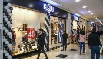 Azerbaycan Bakü Mağazamız Açıldı