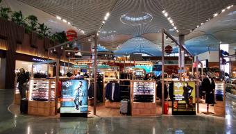 İstanbul Havalimanı Mağazamız Hizmete Açıldı