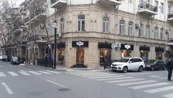 Azerbaycan - Bakü Mağazamız Açıldı
