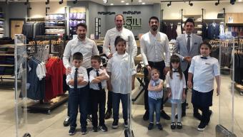 23 Nisan'da Anatolium Mağazamızın Yönetimi Çocuklara Geçti