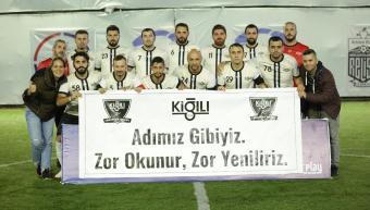 Kiğılı Fairplay Business Cup Futbol Liginde