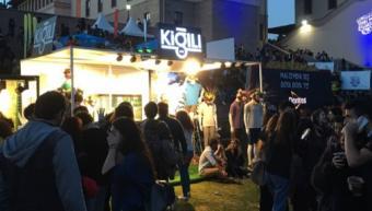 Koç Üniversitesi Bahar Şenliklerine Sponsor Olduk