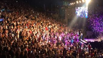 BKM Harbiye Açıkhava Konserlerinde Kiğılı da Yer Aldı