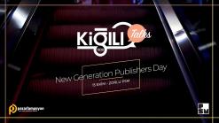 Kiğılı Talks - New Generation Publishers Day